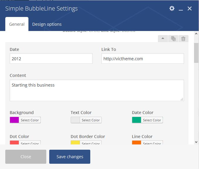 bubbleline